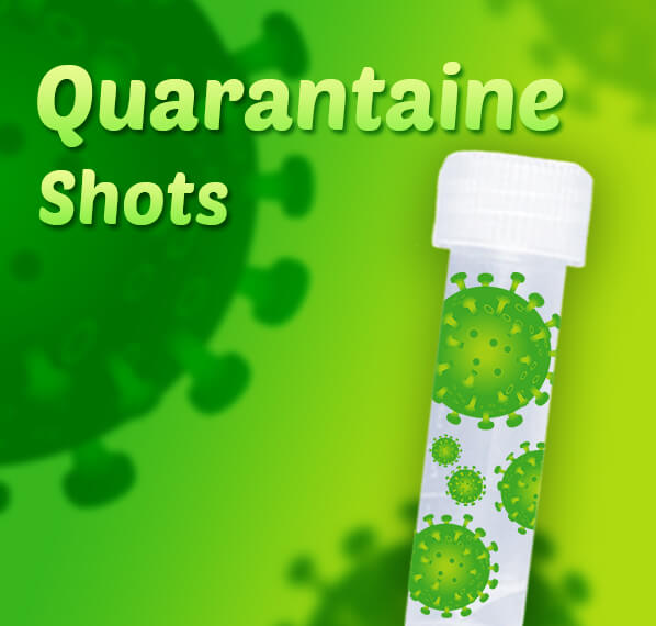 Quarantaine Shots
